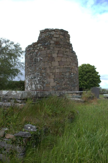 12. Aghadoe Cathedral & Round Tower, Co. Kerry
