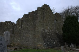 12. Lemanaghan Ecclesiastical Site, Co. Offaly