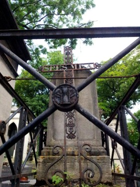 15. Pére Lachaise Cemetery, Paris, France