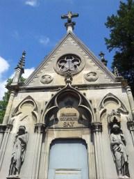 23. Pére Lachaise Cemetery, Paris, France