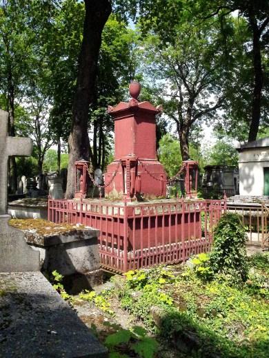 29. Pére Lachaise Cemetery, Paris, France