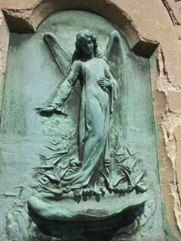 39. Pére Lachaise Cemetery, Paris, France