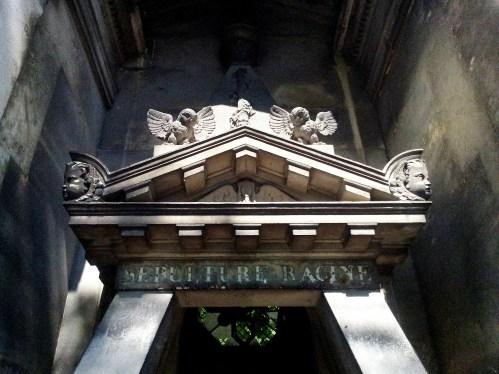 41. Pére Lachaise Cemetery, Paris, France