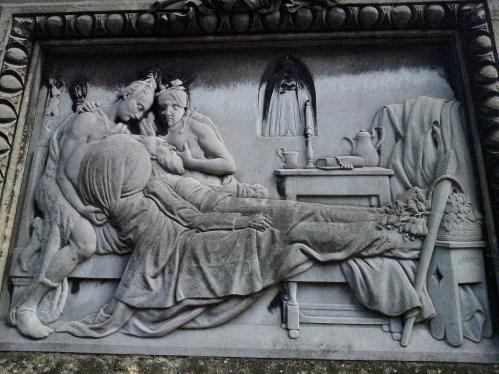 59. Pére Lachaise Cemetery, Paris, France
