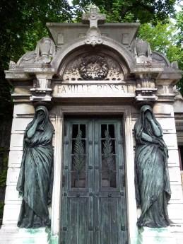 61. Pére Lachaise Cemetery, Paris, France
