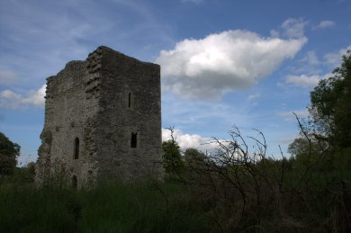 08. Threecastles Castle, Co. Wicklow
