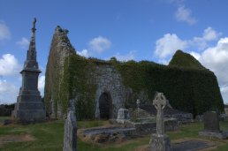 02. Clooney Church, Co. Clare