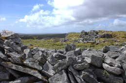 18. Cahercommaun Cliff Fort, Co. Clare