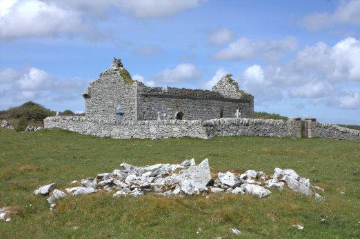 01. Carran Church, Co. Clare