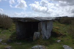 02. Gleninsheen Wedge Tomb, Co. Clare