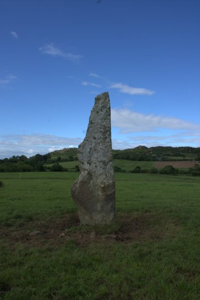 06. Ballymote Standing Stone, Co. Waterford