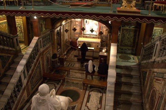 15. Basilica di Santa Maria Maggiore, Rome, Italy