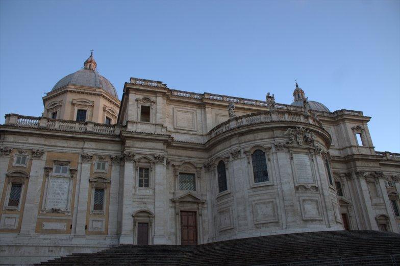 34. Basilica di Santa Maria Maggiore, Rome, Italy