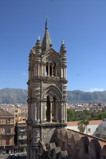 50. Palermo Cathedral, Sicily, Italy