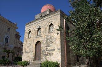 01. Church of San Cataldo, Sicily, Italy