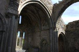 10. Corcomroe Abbey, Co. Clare
