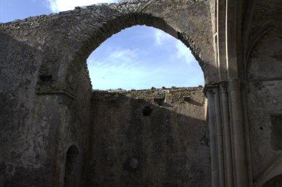 21. Corcomroe Abbey, Co. Clare