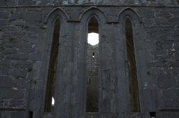 27. Corcomroe Abbey, Co. Clare