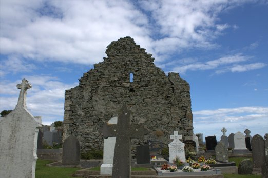 01. Mullagh Church,Louth, Ireland