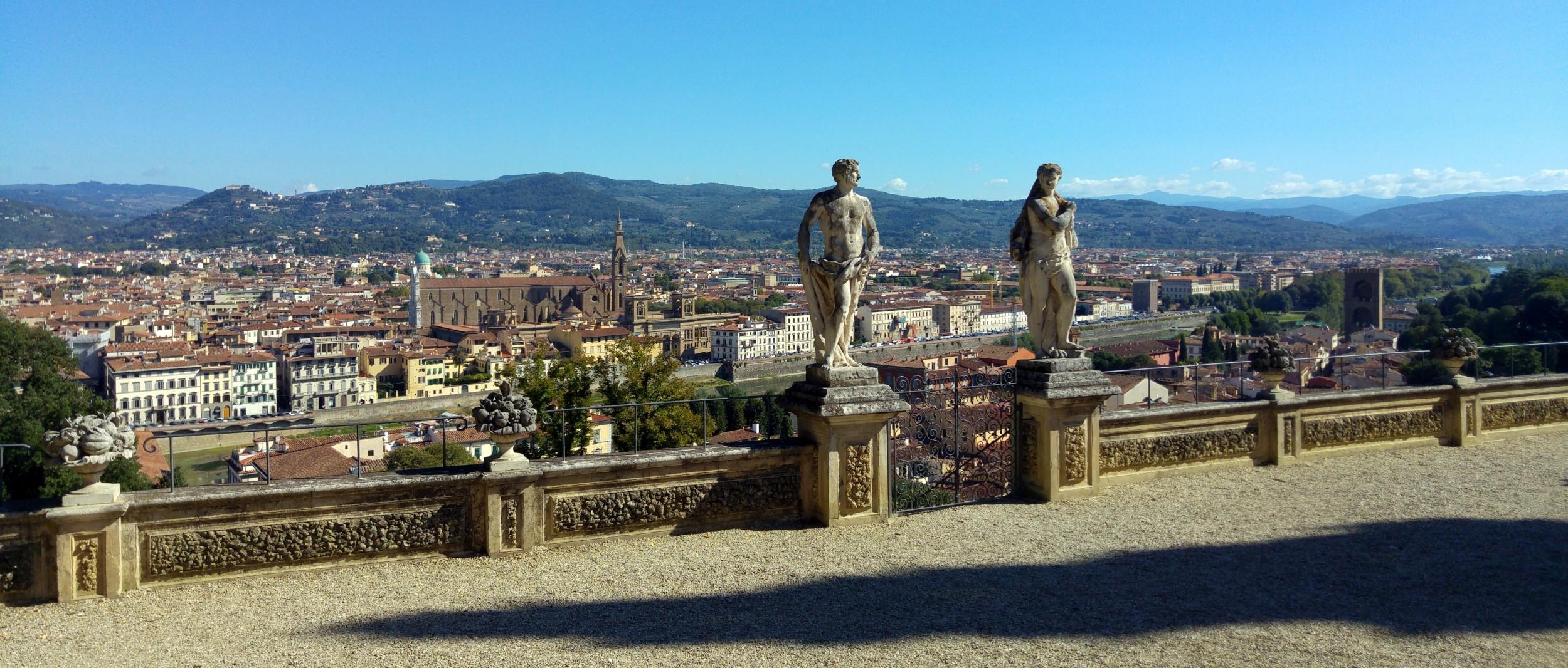 Giardino Bardini  Florence  Visions Of Travel