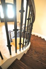 Curved Staircase Iron 8