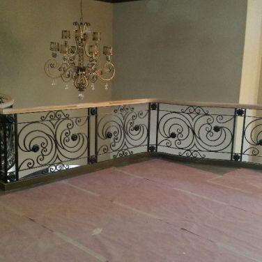 Decorative Iron Baluster