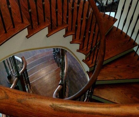 Spiral Stair Kits | Atlanta | Alpharetta | Johns Creek | Fayetteville |  Marietta | Roswell