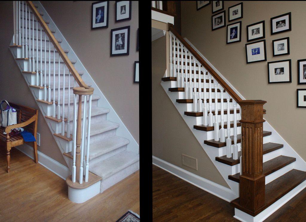 Atlanta Stair Remodel Company Free Stair Remodel Estimate