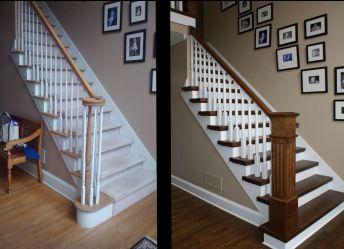 Staircase Remodel Atlanta