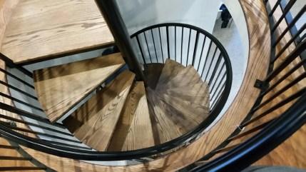 Interior Spiralcase Remodel