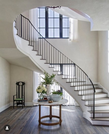 Curved Staircase Designed by Vision Stairways