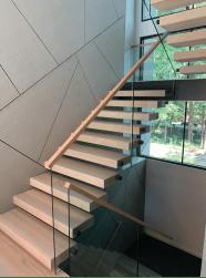 Modern Stair Remodel Open-Riser-Glass-Straight-Stair-Vision-Stairways-5