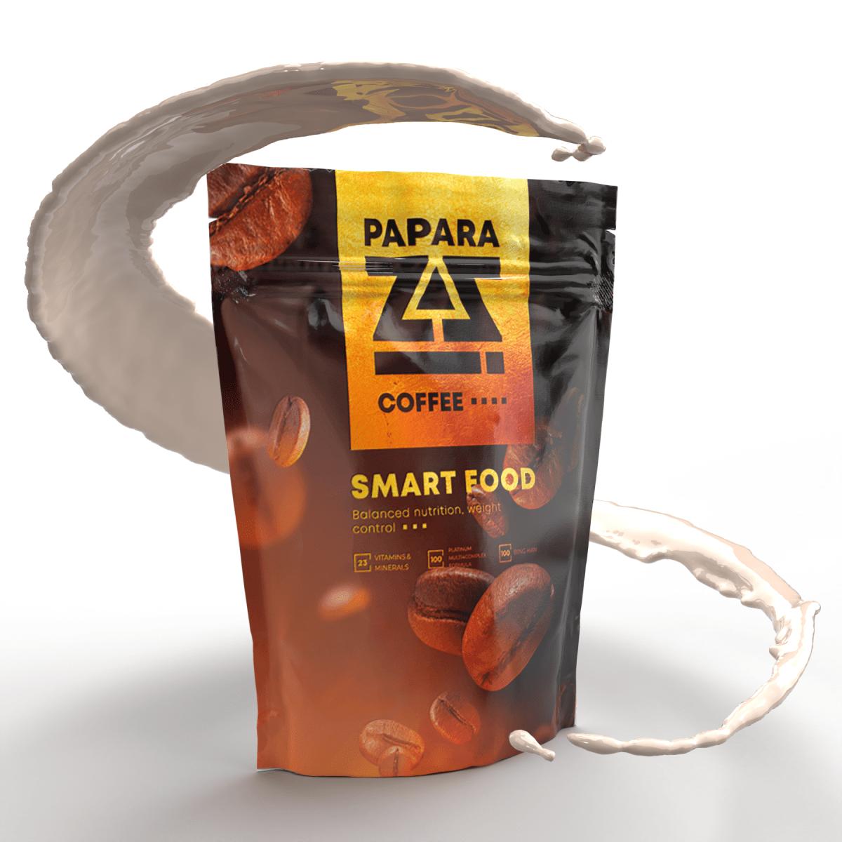 Paparazzi šejk – ukus kafe