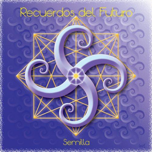 Mandalas con Mandala Recuerdos del Futuro Semilla