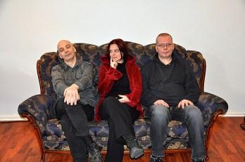 Thomas Manegold, Marion Alexa Müller, Robert Rescue