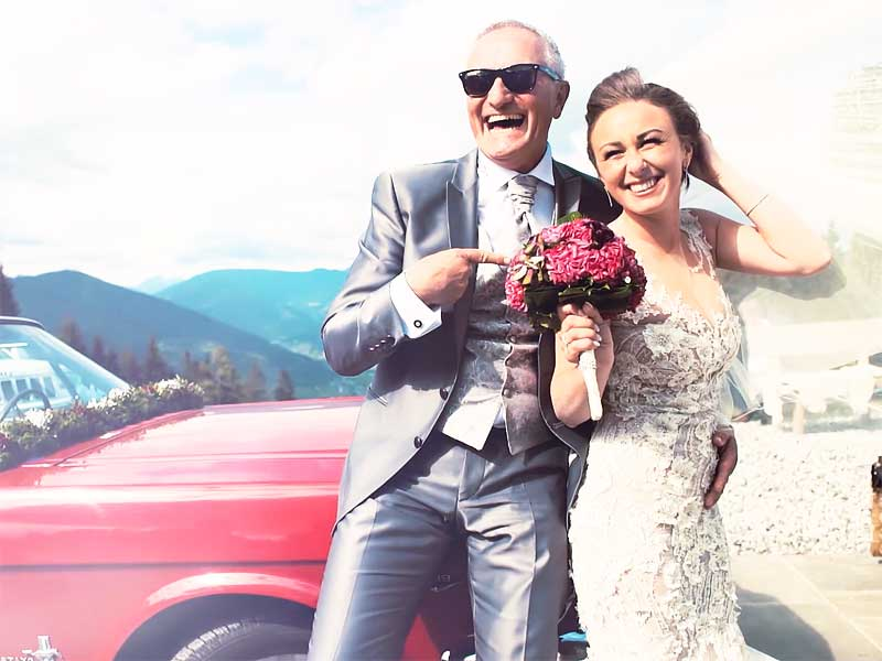 vision  white  Hochzeitsvideos  dynamisch emotional