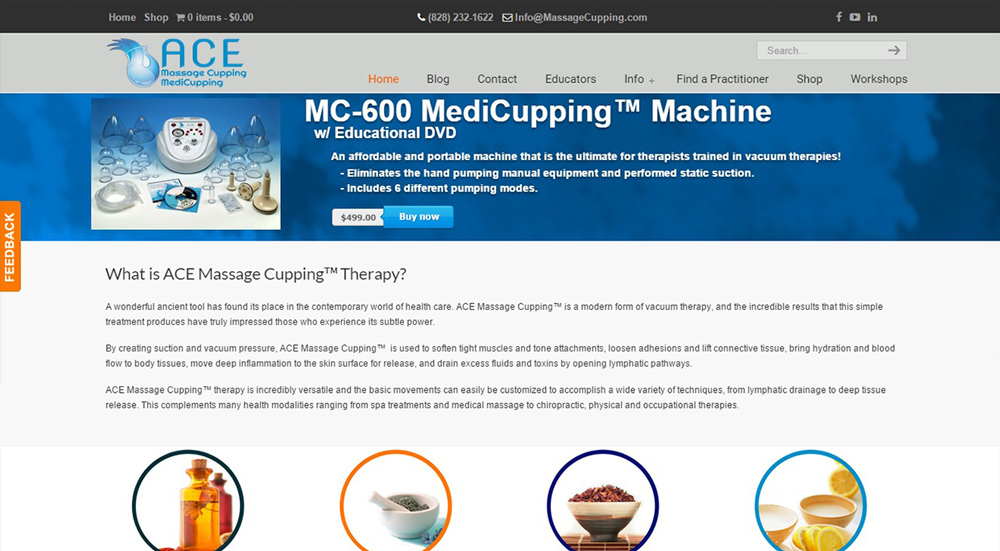 MassageCupping.com