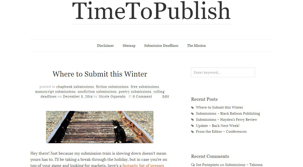TimeToPublish.com