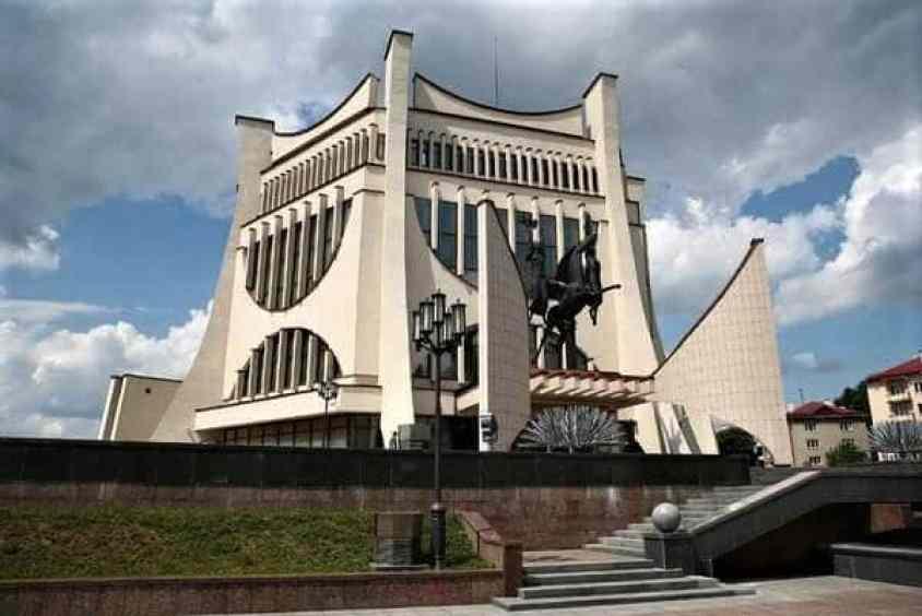 Гродненский драматический театр