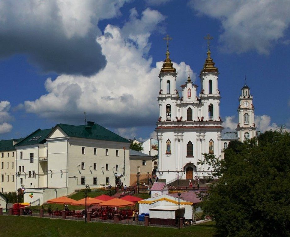 Витебск. Храм
