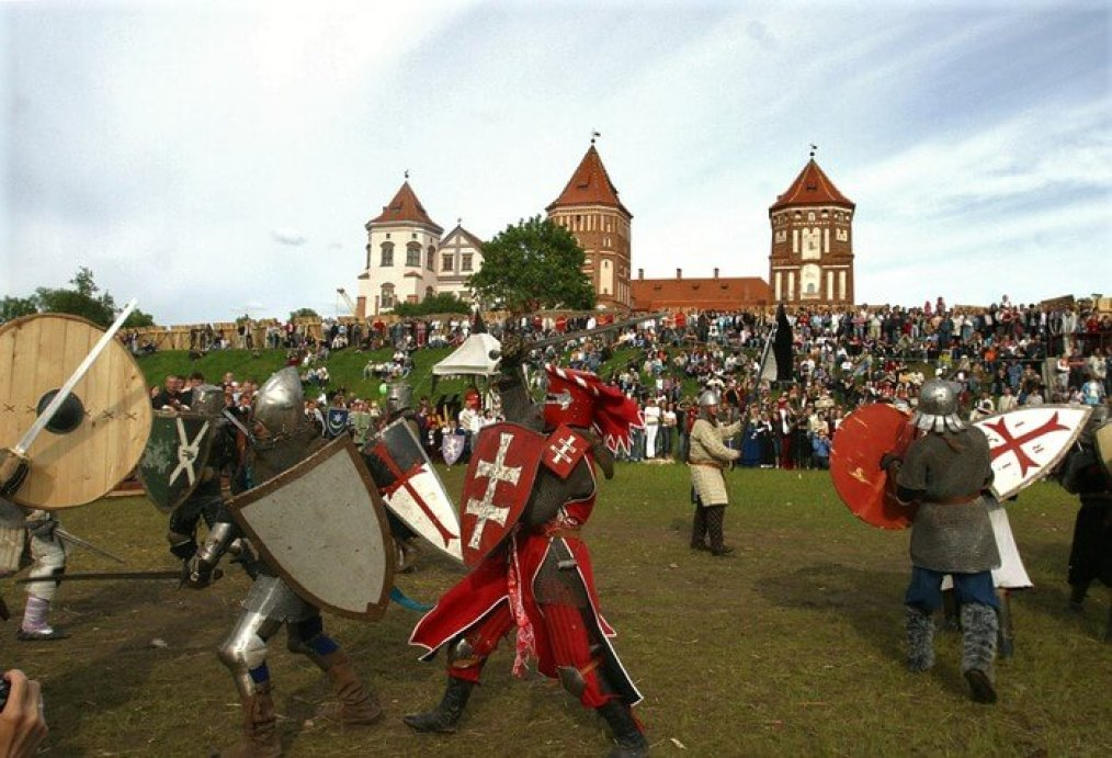 Knight's tournament
