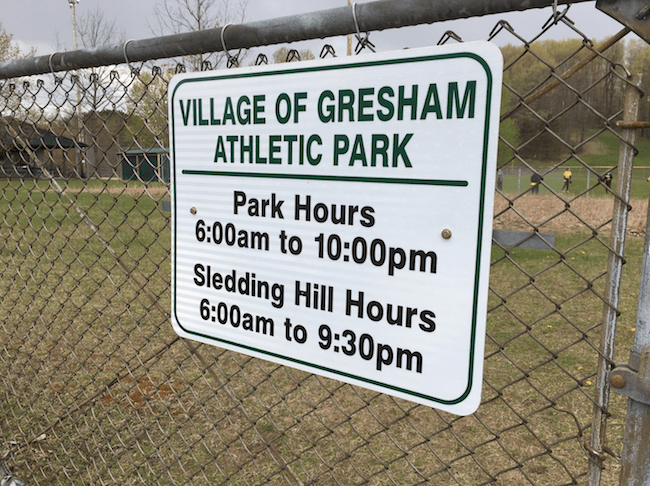 Gresham Athletic Park