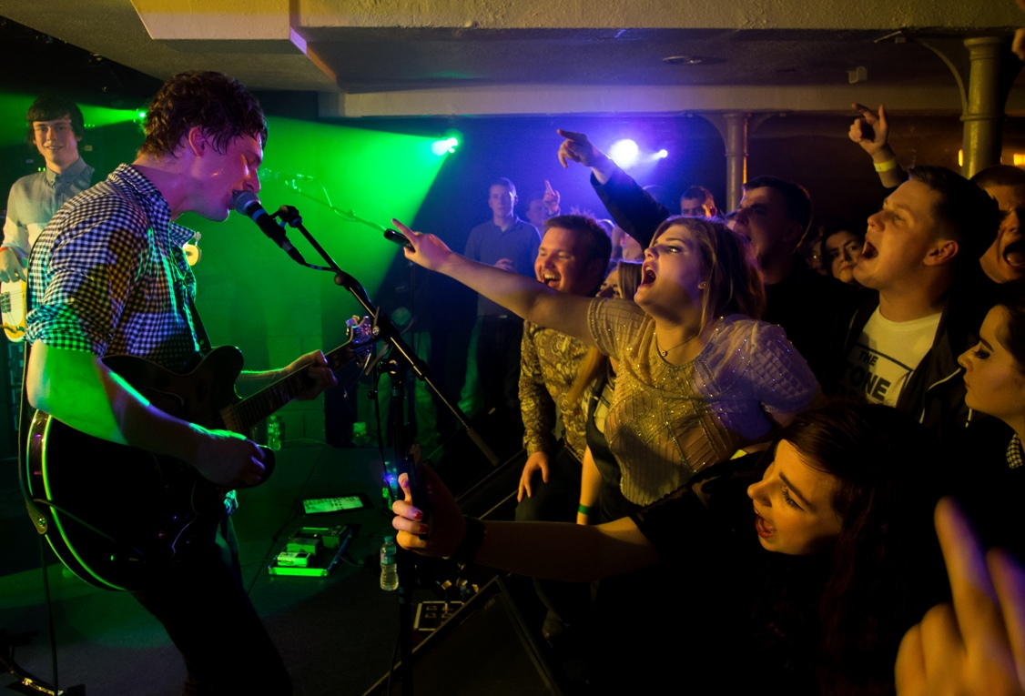 Regular gigs by bands such as Twisted Wheel play in the Malt Room in Kendal's Brewery Arts Centre