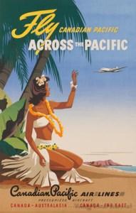 vintage travel ad