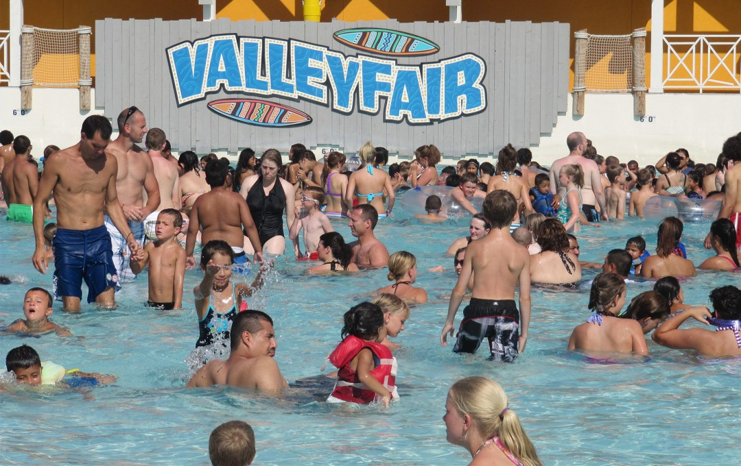 Soak City Waterpark Valleyfair