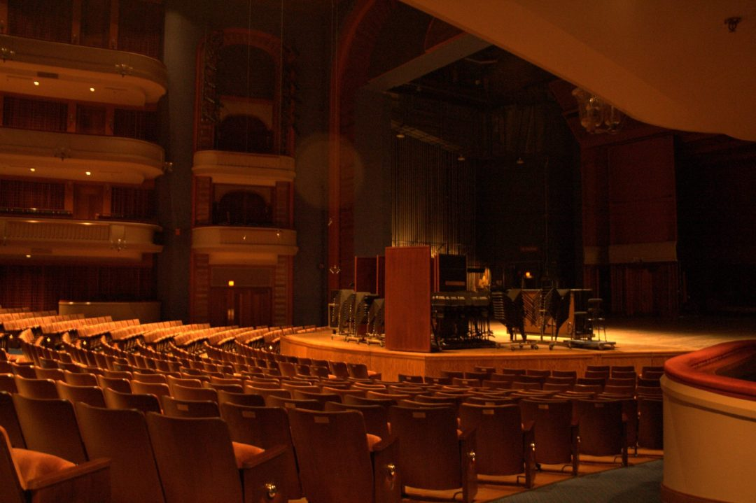"Ordway Seating. Image by Michael Hicks <a href=""https://www.flickr.com/photos/mulad/264326554/in/photostream/"" target=""_blank"">Michael Hicks/flickr</a>"