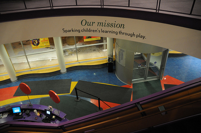"Children's Museum Minnesota. Image by <a href=""https://flic.kr/p/7uEc66 "" target=""_blank"">Mark Danielson/flickr</a>"
