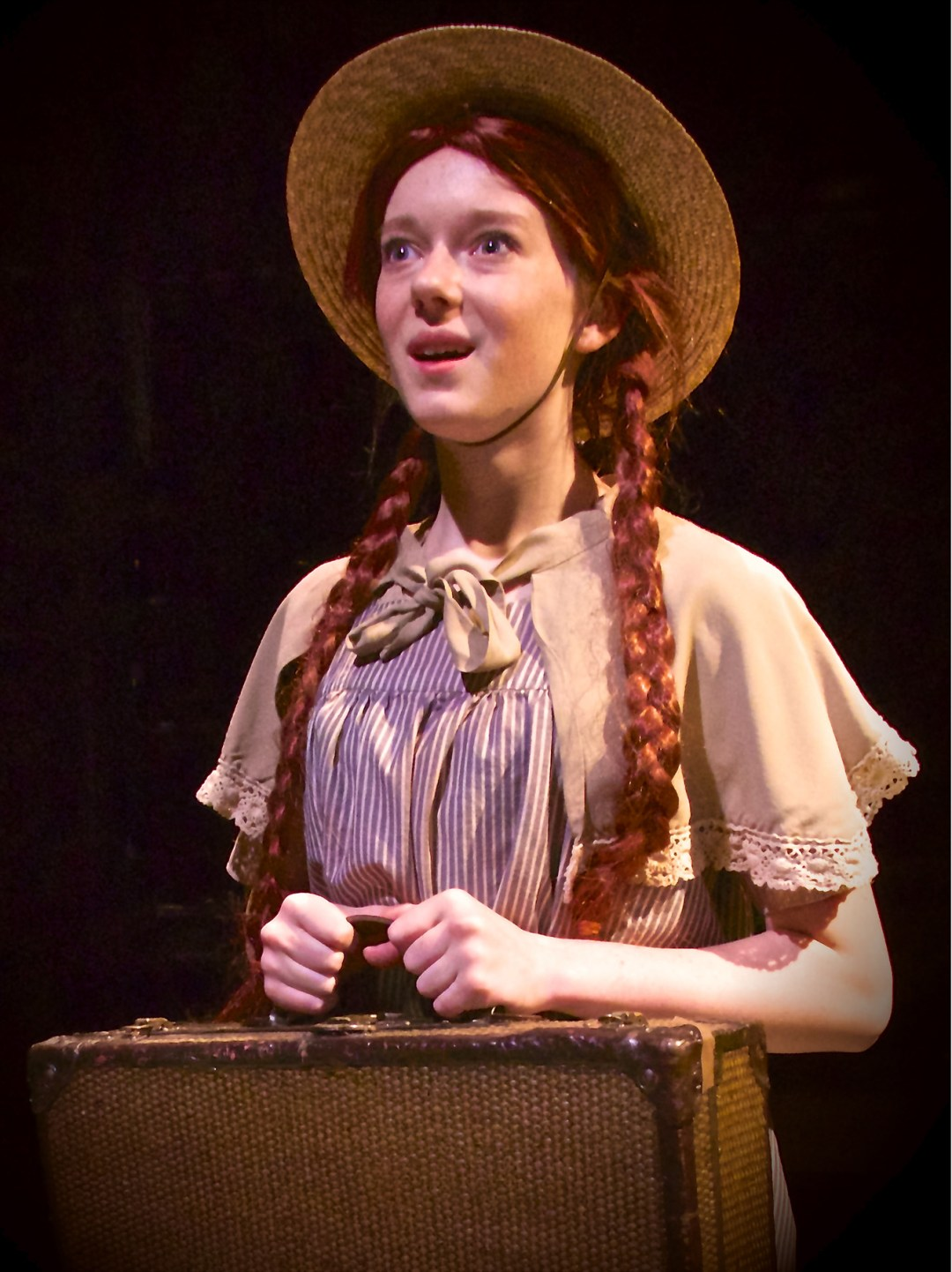 "Anne of Green Gables. Image by Theatre in the Round  <a href=""http://www.theatreintheround.org/"" target=""_blank"">Theatre in the Round</a>"