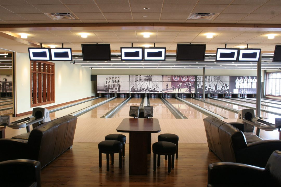 Pinstripes Bowling. Image by Pinstripes