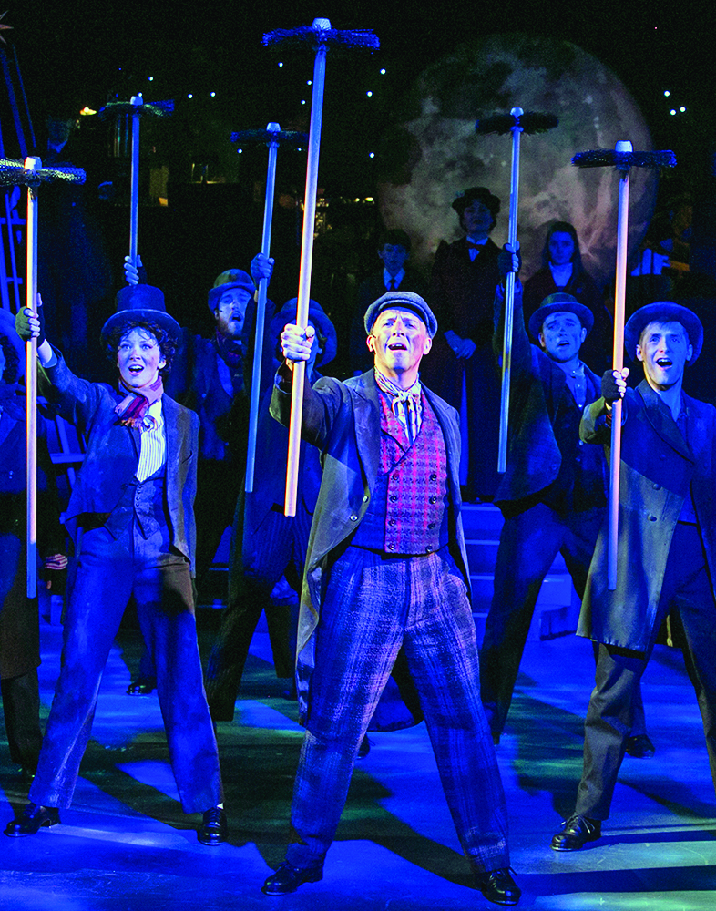 """Mary Poppins. Image by <a href=""""https://www.chanhassentheatres.com/Online/default.asp"""" target=""""_blank"""">Chanhassen Dinner Theatres</a>"""